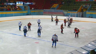 «Шахтёр» (Прокопьевск) – «Динамо-Алтай студент» (Барнаул),  г.