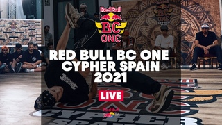 Red Bull BC One Cypher Spain 2021 | LIVESTREAM