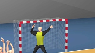 Mikkel Hansen incredible goal [Denmark-Russia - Olympics 2008] - Infographic [HD].mov