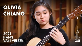 "Jorge Cardoso's ""Milonga"" performed by Olivia Chiang on a 2021 Hans van Velzen ""1917 Garcia"""