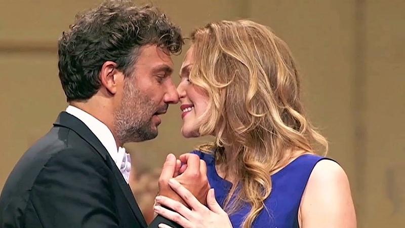 """Jonas Kaufmann Kristine Opolais ♥ ♬ Tu tu amore Tu """" ~ Manon Lescaut"""