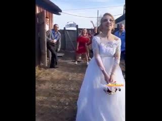 В этой деревне свадьба будет не скоро