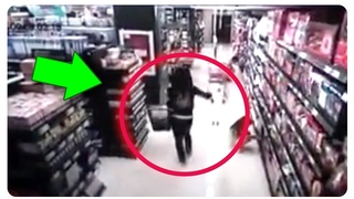 Unexplained Things Actually Caught On Security Cameras