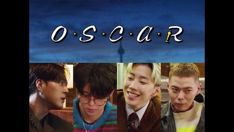 Oscar Official Video pH 1 Golden BIG Naughty Jay Park