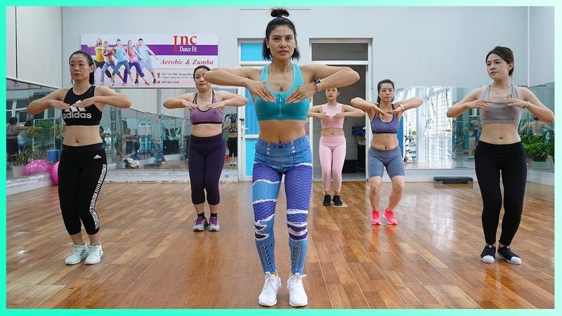 Несложные аэробные упражнения для начинающих