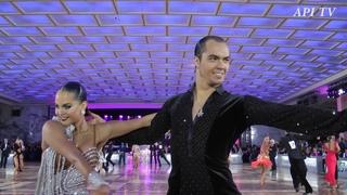 Latino - World Latin Cup  - Кубок мира  по латиноамериканским танцам 2015 - Полуфинал