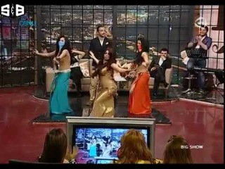 Reqqase Ayten - Arab dance Big Show