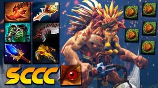 Sccc Bristleback - Dota 2 Pro Gameplay [Watch & Learn]