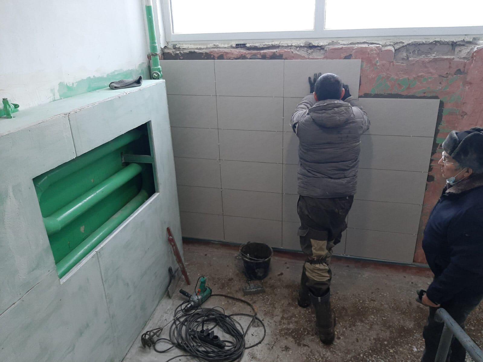 Романа Ердякова дом 20 Косметический ремонт 1