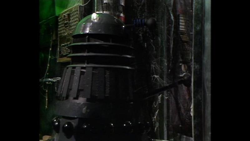 Классический Доктор кто Предназначение далеков Эпизод третий DVO RedDiamond Studio