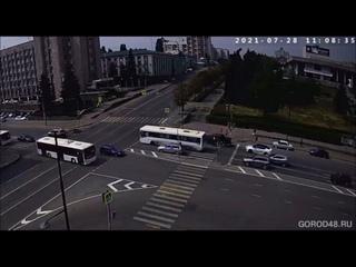 Видео от ЧП 48 Липецк. Новости