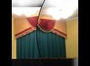 Театральный занавес в новом детском саду