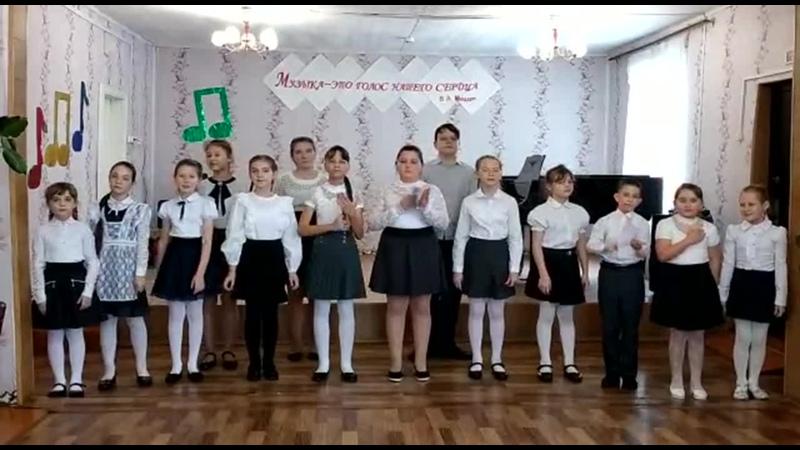 4 ПОЛОВИНОЧКА Диплом 2 степения Половинская ДШИ Козеева Ольга Сергеевная