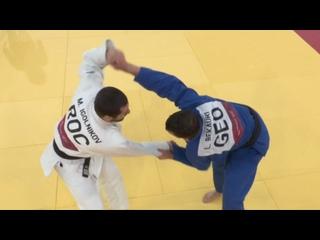 Туапсинский дзюдоист Михаил Игольников сегодня провел несколько схваток на Олимпиаде в Токио