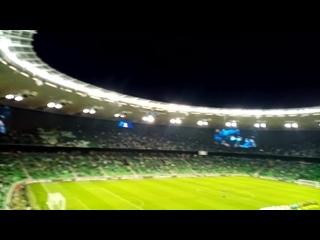 Гимн Лиги Чемпионов Uefa матч Краснодар-Севилья