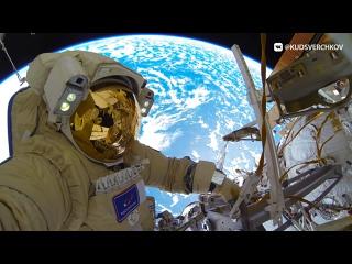 ВКД-47: выход в открытый космос 18 ноября