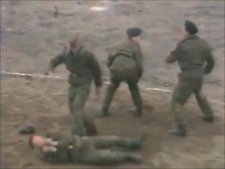 Рукопашный бой морпехов. Морская пехота СССР, Северный флот . 1987 год
