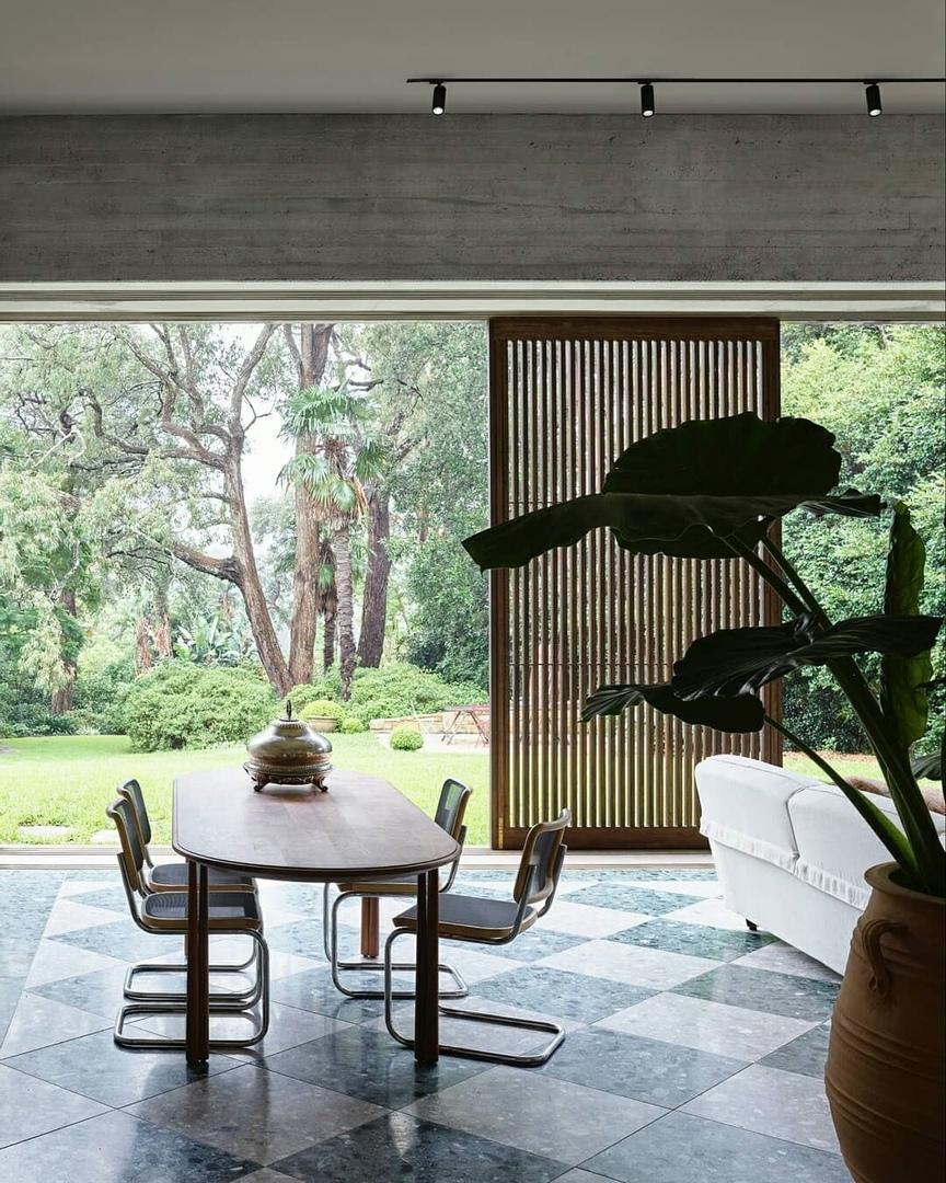 Дом-сад в Линдфилде, Австралия