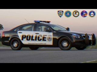 Dodge Charger Pursuit | Officer Protection Package (Short)