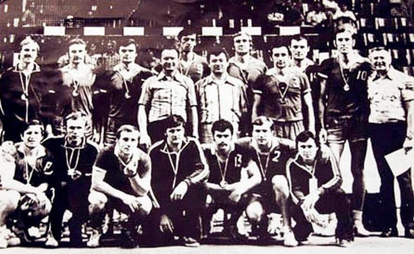Сборная СССР — чемпион Олимпиады-1976