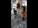 Серебряное шоу Mimosa детский лофт