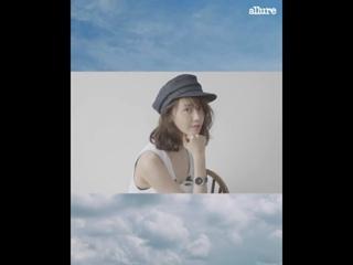 [CLIP] Yoona  - 'Allure' Korea x 'Swatch'