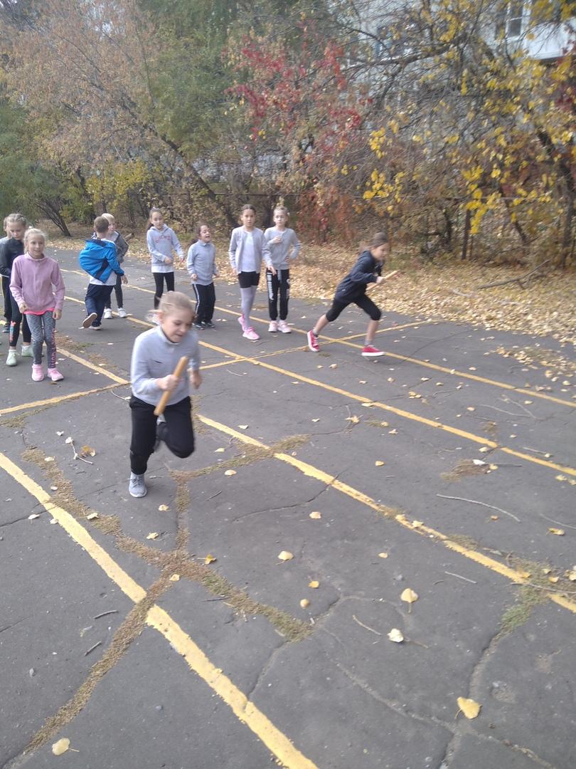 В Лицее №2 прошли легкоатлетические соревнования «Золотая осень» среди учащихся 2, 3 и 4 классов