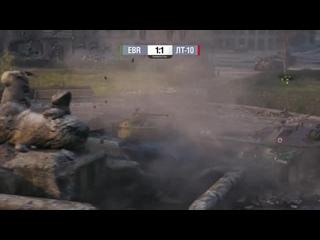 [WoT Fan - развлечение и обучение от танкистов World of Tanks] Panhard EBR 105 vs. ЛТ-10 - Танкомахач №102 - от iArbuzny, Necro