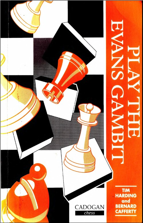 Harding & Cafferty_Play the Evans Gambit  Djvu+PDF Shylrmobje0