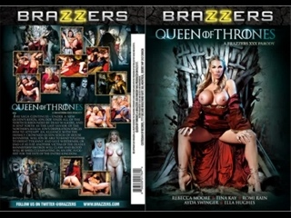 Королева Престолов с участием Romi Rain, Rebecca More, Ella Hughes, Tina Kay \ Queen Of Thrones: A XXX Parody (2017)