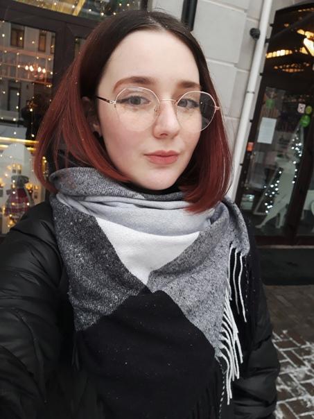 Арина Андрианова, Кострома, Россия
