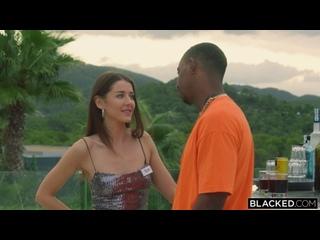 Sybil (Hospitality) [2021, Bubble Butt, Interracial (IR), Hardcore, Small Tits, 1080p]