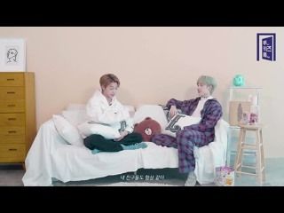 [VIDEO] 181124 Two Kids Room VOL.2  Bang Chan X Felix