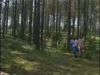 Секс в деревне видео. Эро анимэ. Парни ебут баб.