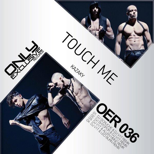 Kazaky album Touch Me