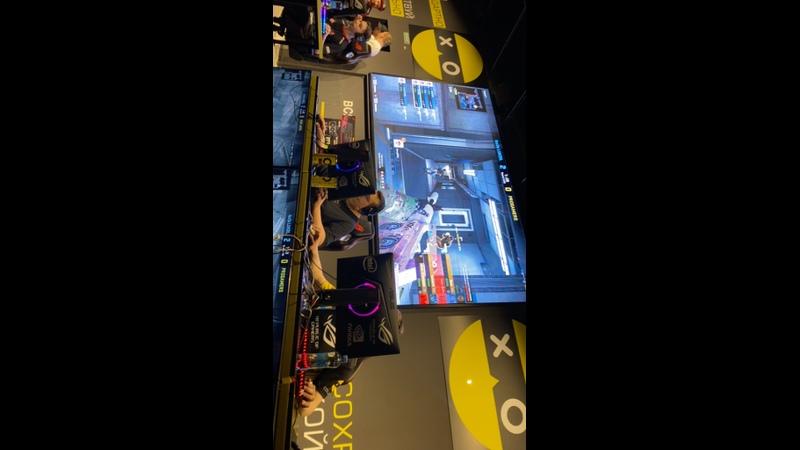 Rog Lan Final ForZe vs ProGamers CeH9 и Zeus в эфире