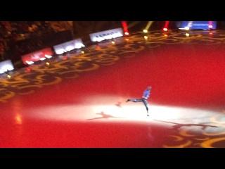 «Чемпионы на льду». Камила Валиева и Морис Квителашвили