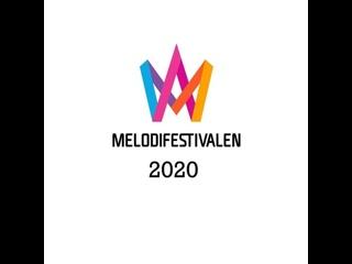 Melodifestivalen. Deltävling 2. 08.02.2020.