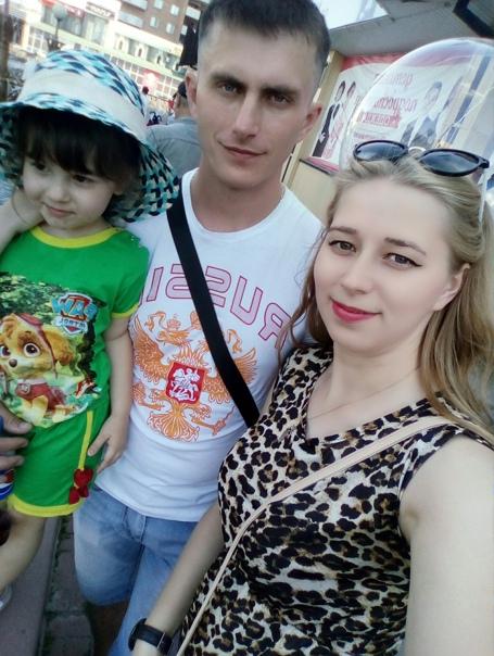 Оля Киснер, Абакан, Россия