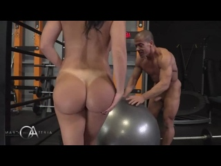 [AlettaOceanLive] Aletta Ocean - Hot Gym Session New2019