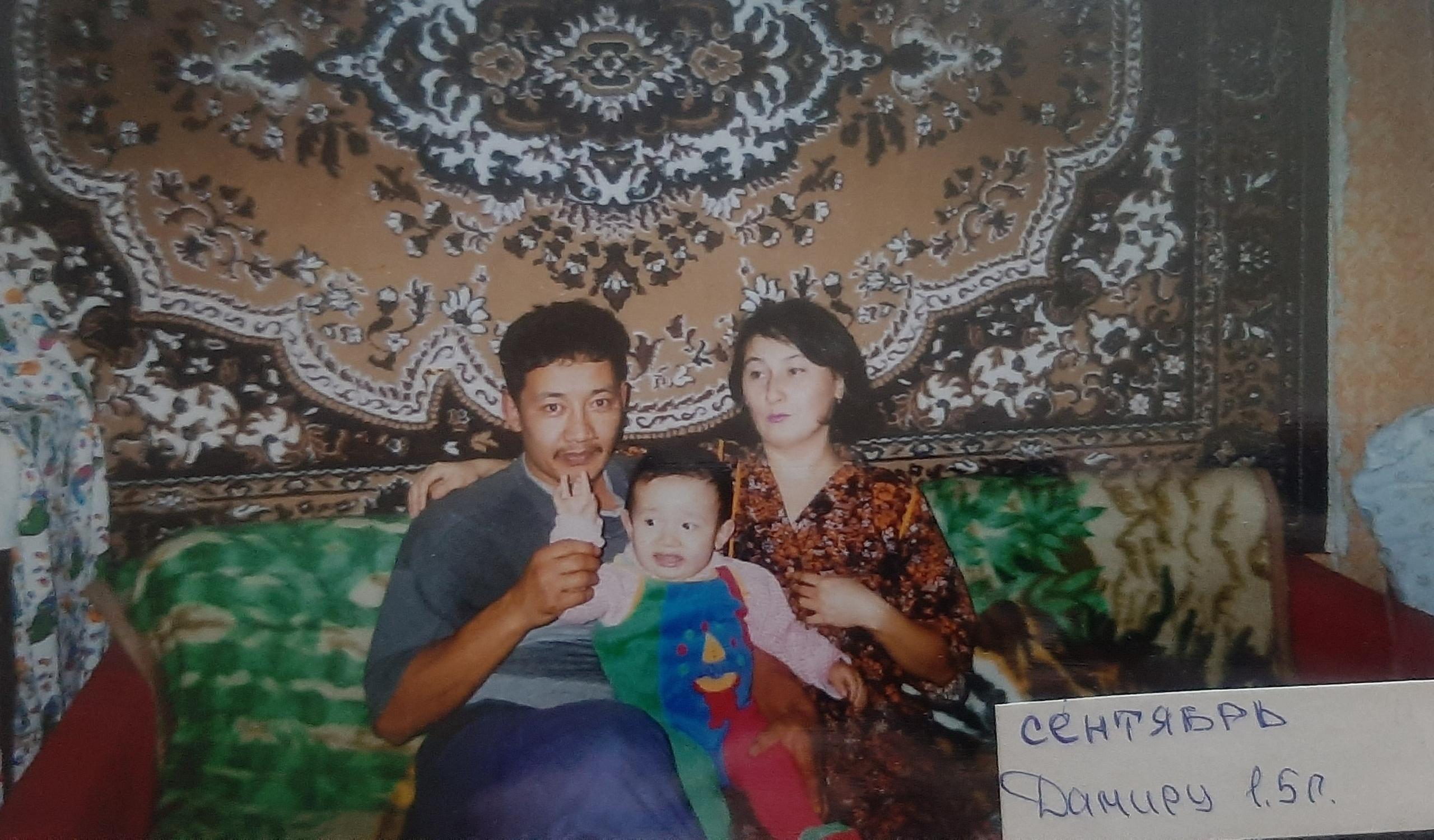 Дамир, 23, Kyiv