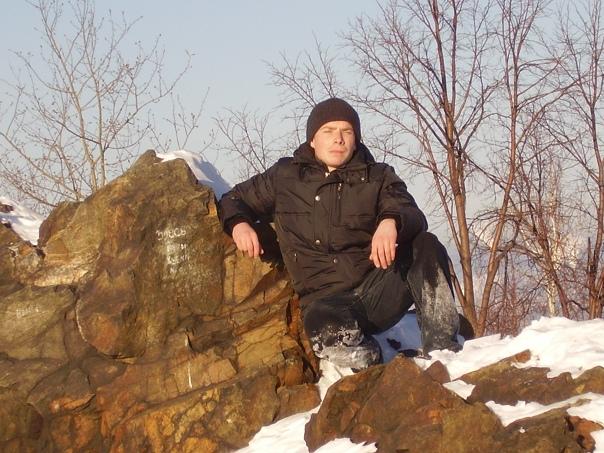 Сергей Пластинин, Екатеринбург, Россия
