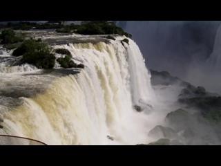Водопад Игуассу.