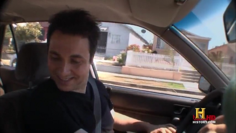 Top Gear Топ Гир Америка 1 сезон 7 серия