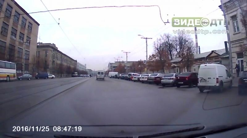ДТП Запорожье 25 11 2016 ж д вокзал Запорожье 1 ДТП авария