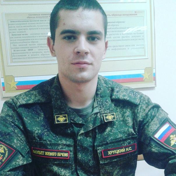 Никита Хруцкий, 23 года, Ачинск, Россия