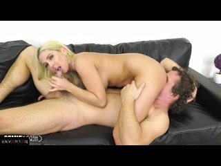 Christie Stevens & Robby Echo [ Blondes &  Big boobs / Pussy , Shaved , Pose 69 , In condom , Cumshot in mouth , boobs , Milking