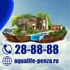 Строительство бассейнов саун AQUA LIFE Пенза