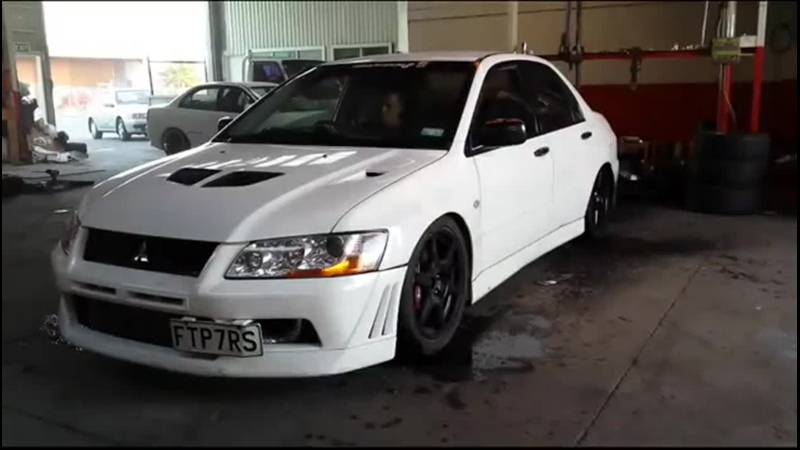 Lancer Evolution 7RS [Burnout]