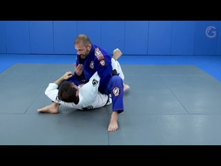 Ralph Gracie -  brutal  armlock from the mount